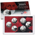 2009 District of Columbia & US Territories Silver Proof Set