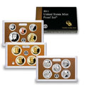 2011 U.S. Mint Clad Proof Set