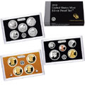 2012 U.S. Mint Silver Proof Set