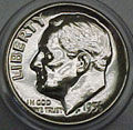 1956 Gem Proof Roosevelt Dime Singles